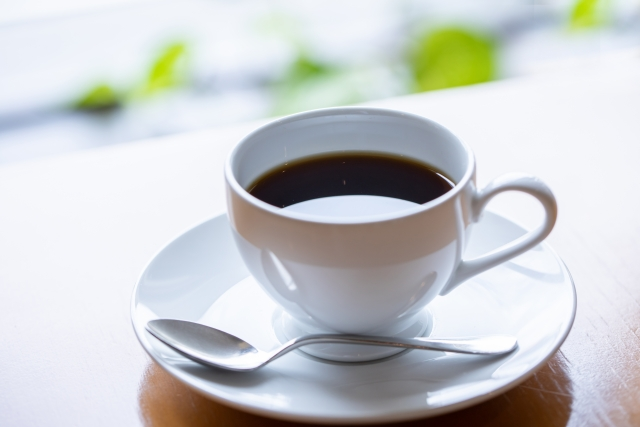 コーヒー粉から豆に変えてみて