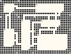 自動生成マップ(40×30)