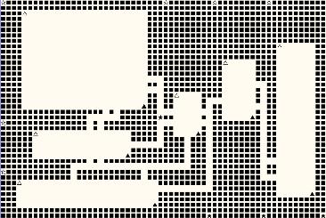 自動生成マップ(60×40)