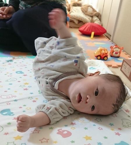 生後4か月_体重軽すぎ