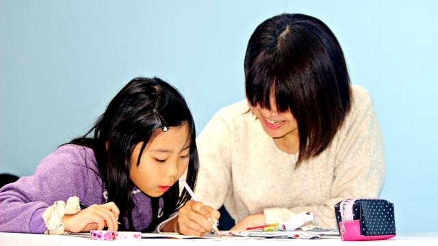 塾講師vs家庭教師_塾講師(個別)のバイト