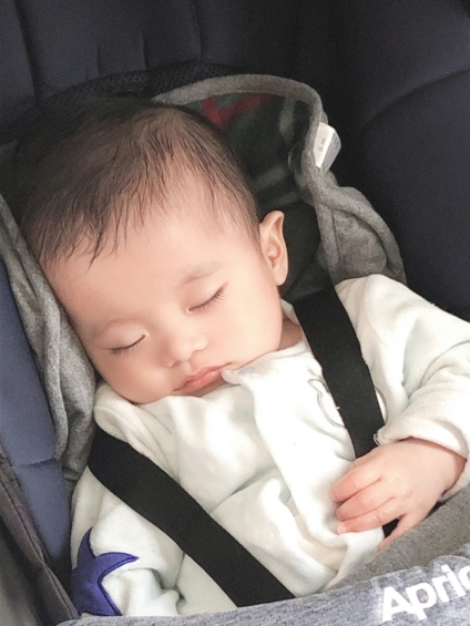 赤ちゃん生後6か月_写真1