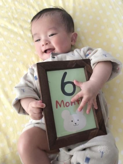 赤ちゃん生後6か月_写真3