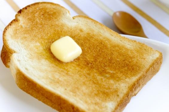 食パンとマーガリンに飽きた_タイトル