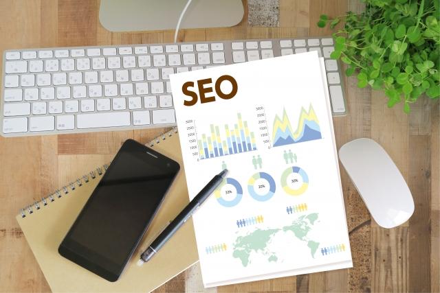 ブログ100記事時点の検索順位(SEO)